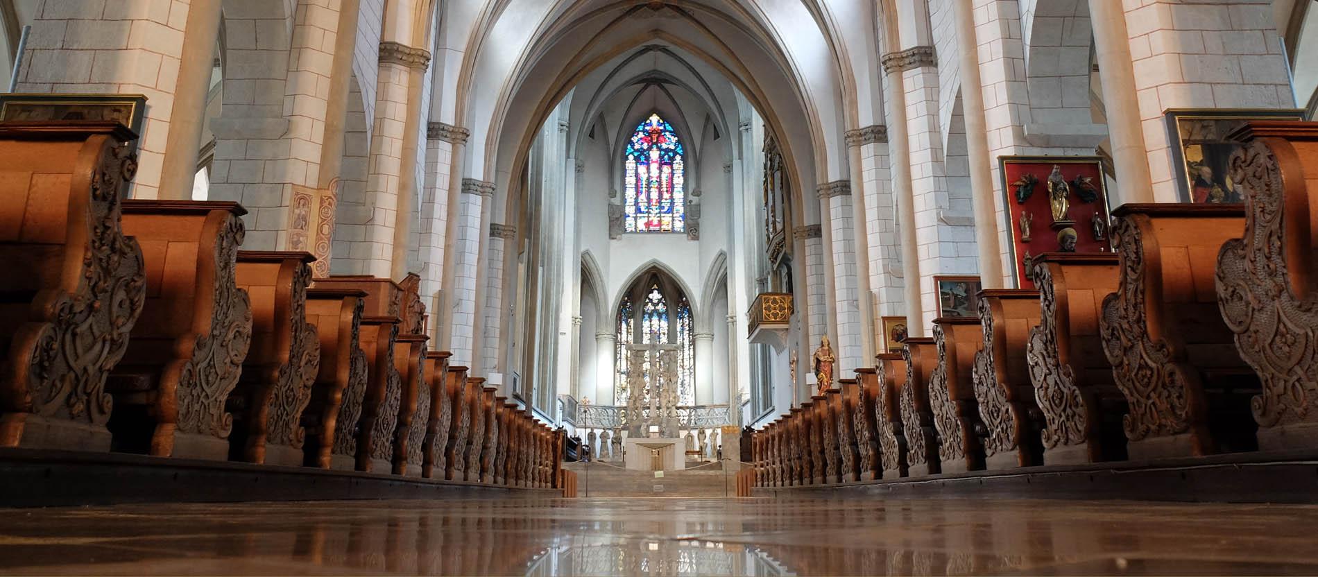 Dom Augsburg Gottesdienst