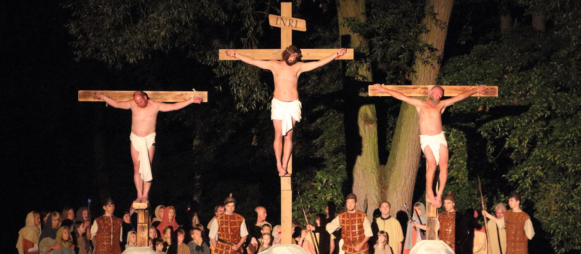 Tod Und Auferstehung Jesu