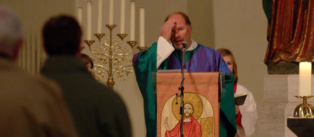 Bekreuzigen Katholisch