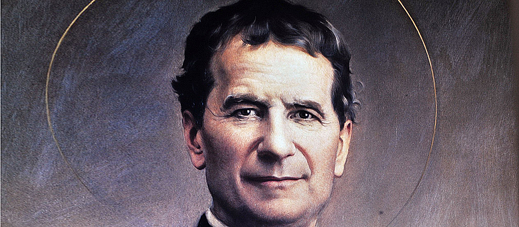 Don Johannes Bosco.