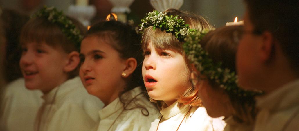 Kommunion heilige schreibt wie erste man Gratulation, Wünsche