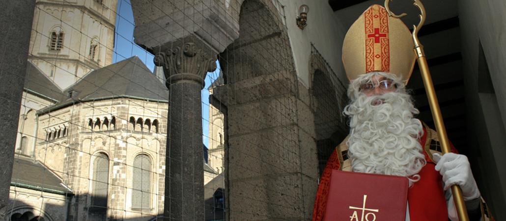 Wo Ist Der Nikolaus Geboren