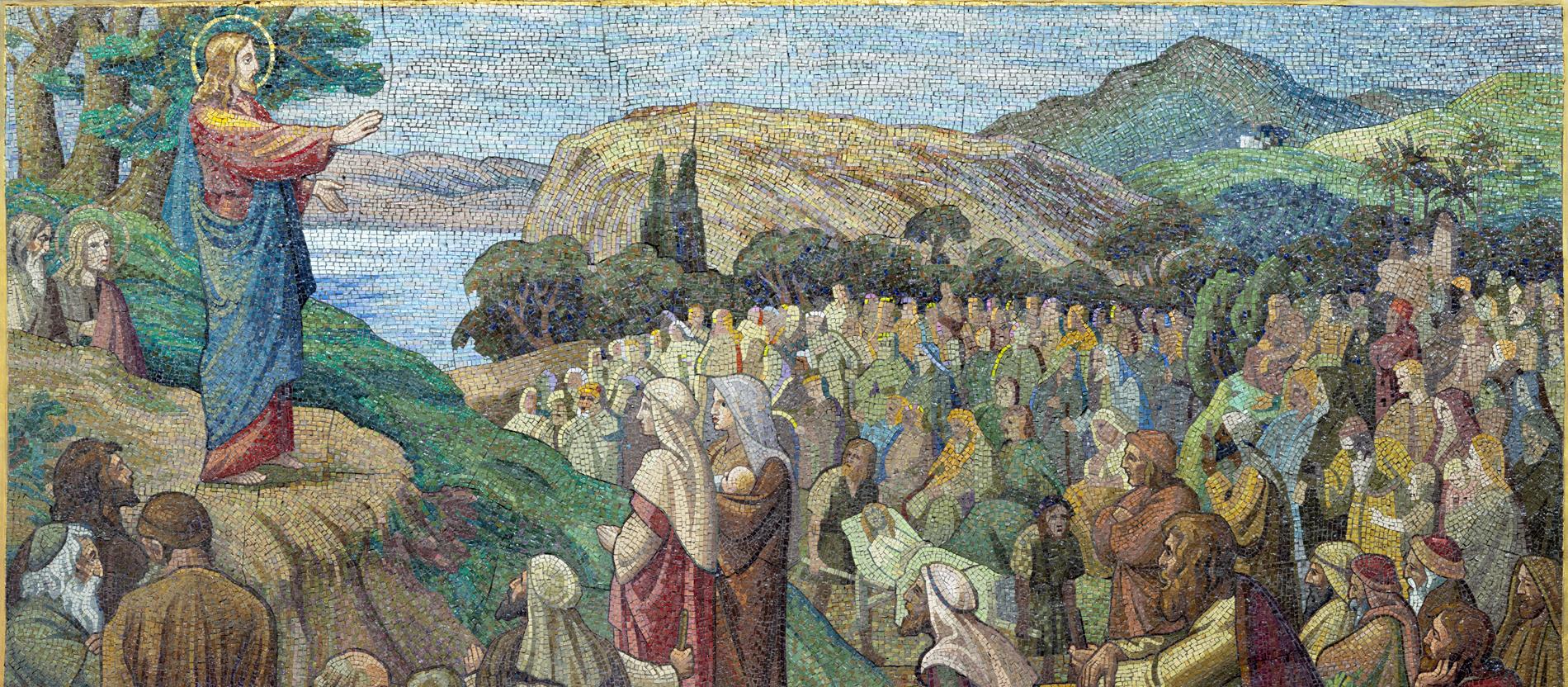 Seligpreisungen Bergpredigt