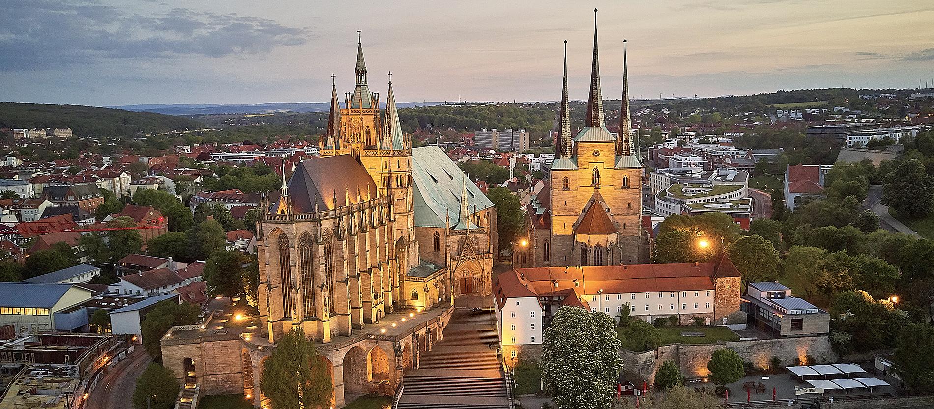 Erfurt Heute
