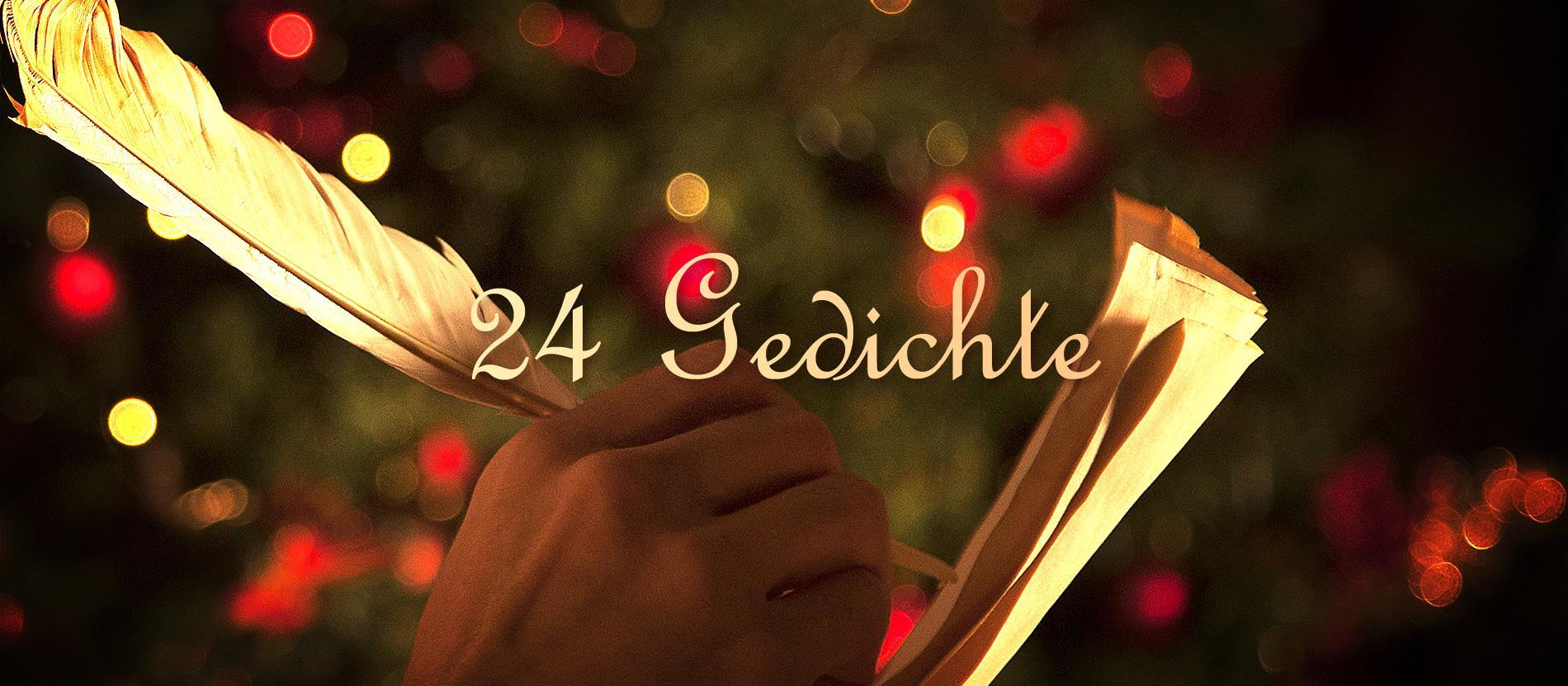 Mit 24 Gedichten Durch Den Advent Katholischde