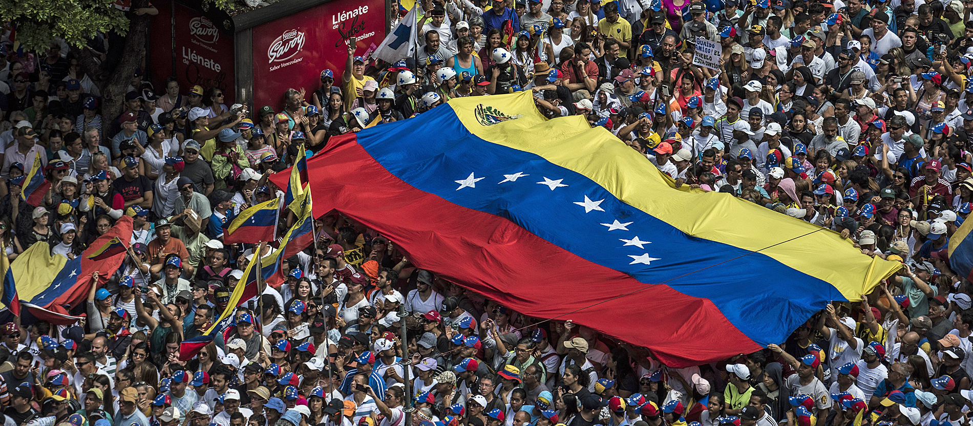 Venezuela Konflikt