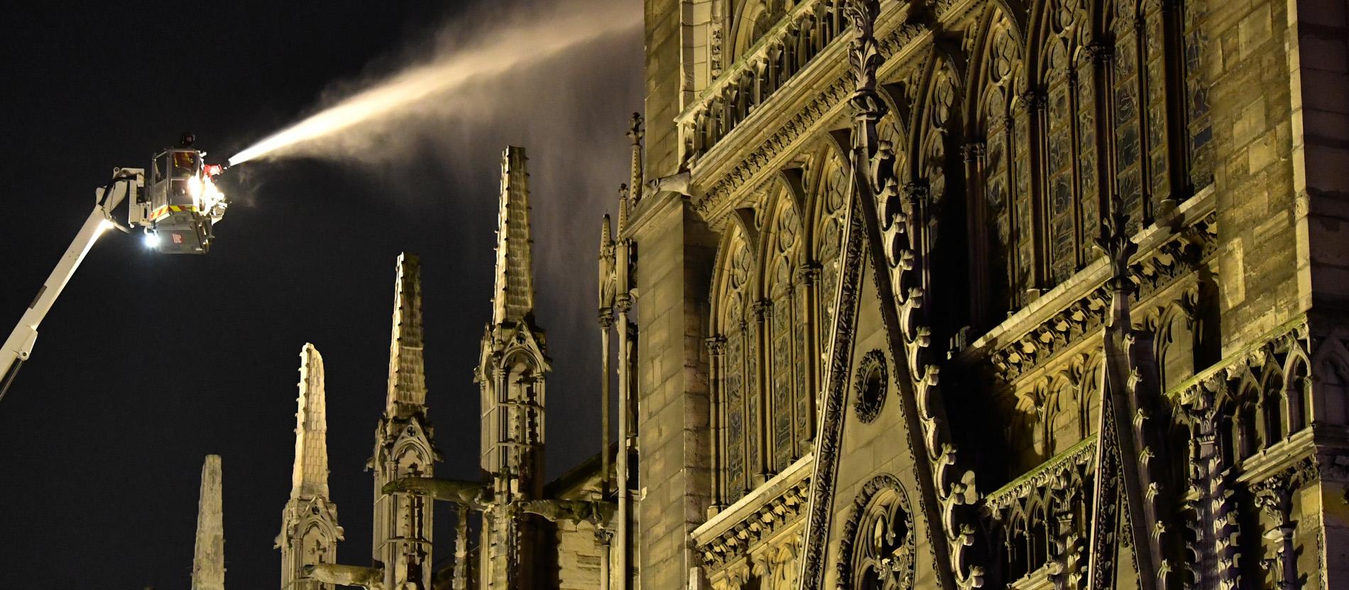 Dompropst Kolner Dom Ist Besser Geschutzt Als Notre Dame