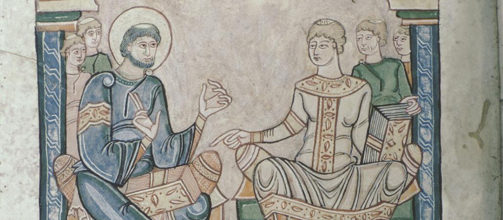 Sogar Augustinus war mal Manichäer - katholisch.de