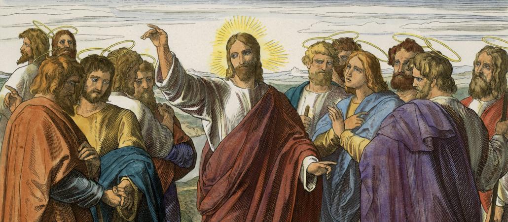 Zwölf Apostel