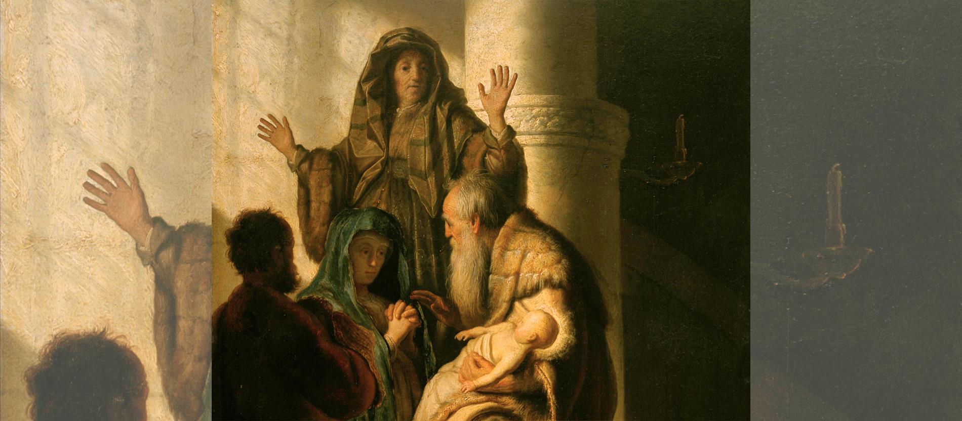 Darstellung Des Herren Maria Lichtmess Katholischde