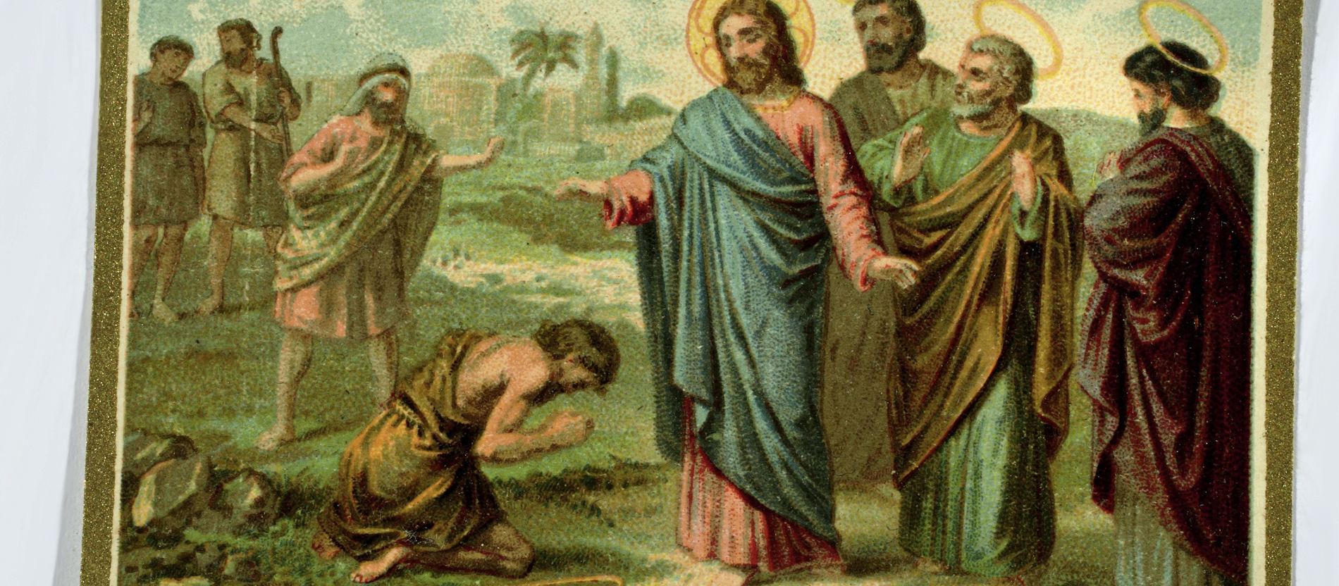 Heilung In Der Bibel