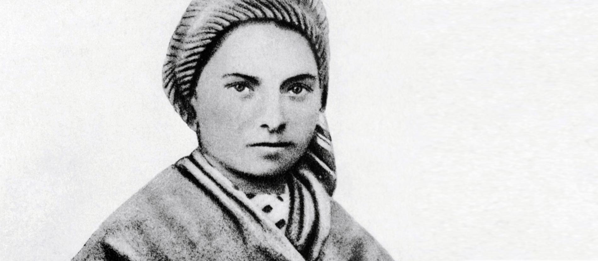 Bernadette (eigentlich Maria Bernarda Soubirous, 1844-1879)