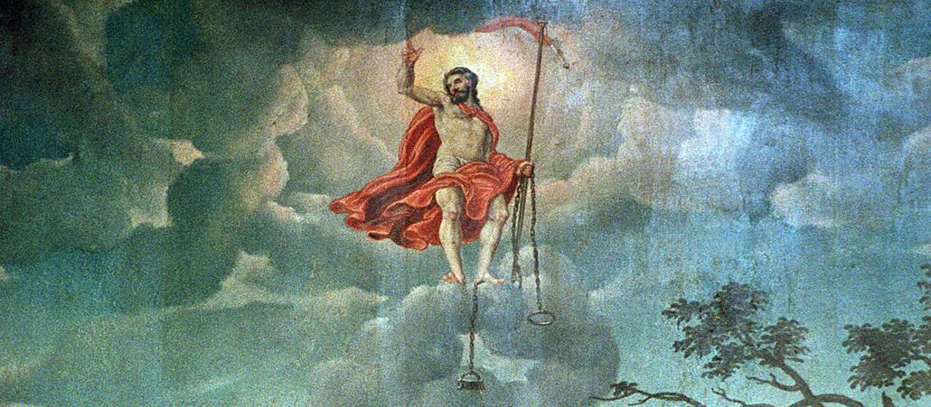 Christi Himmelfahrt schenkt uns Hoffnung - katholisch.de