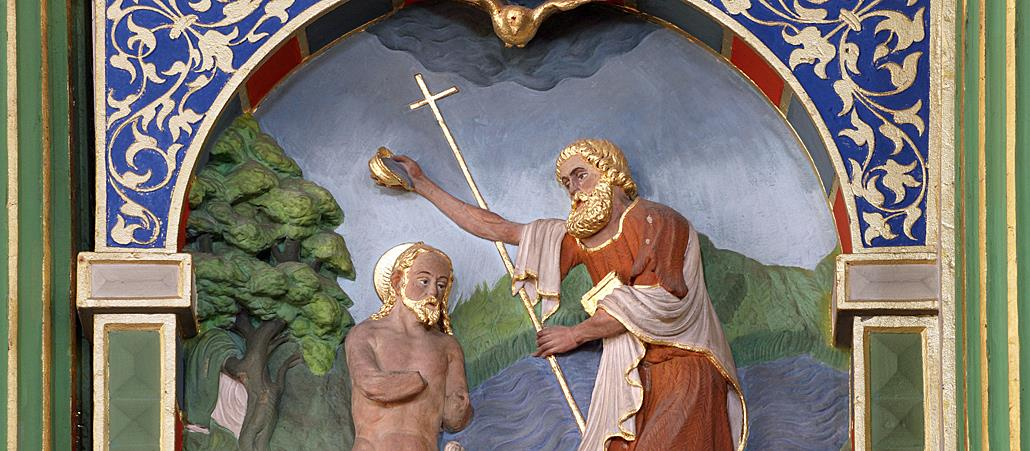 Die Zehn Schönsten Sprüche Zur Taufe Katholischde