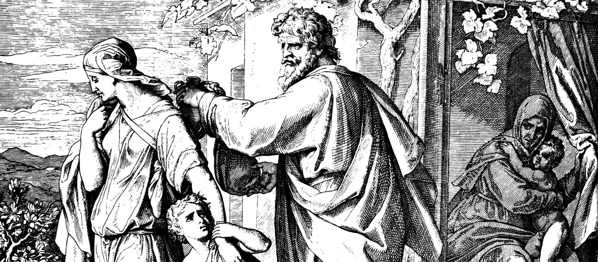 Mütter In Der Bibel Katholischde