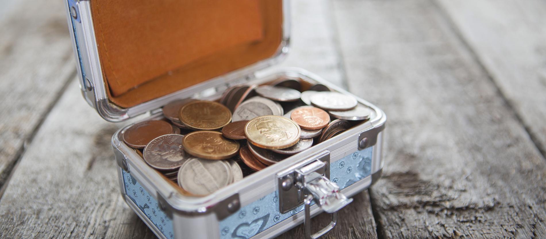 Warum Zwei Kleine Münzen Mehr Wert Sind Als Großer Reichtum