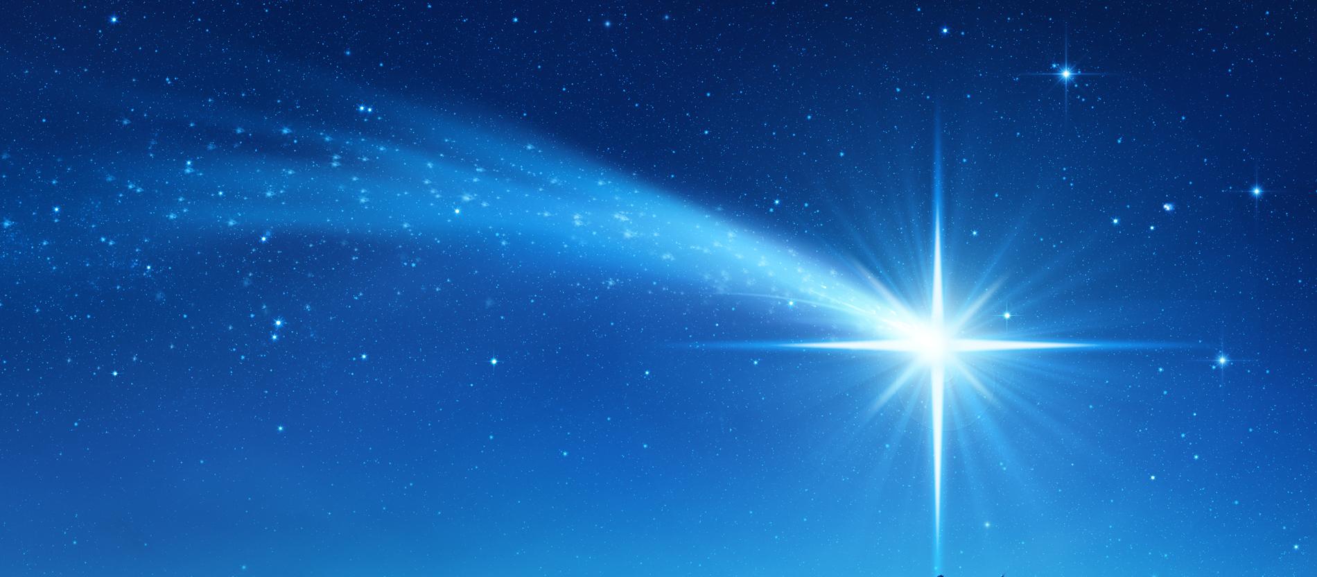 So können Sie dieses Jahr den Stern von Bethlehem sehen - katholisch.de