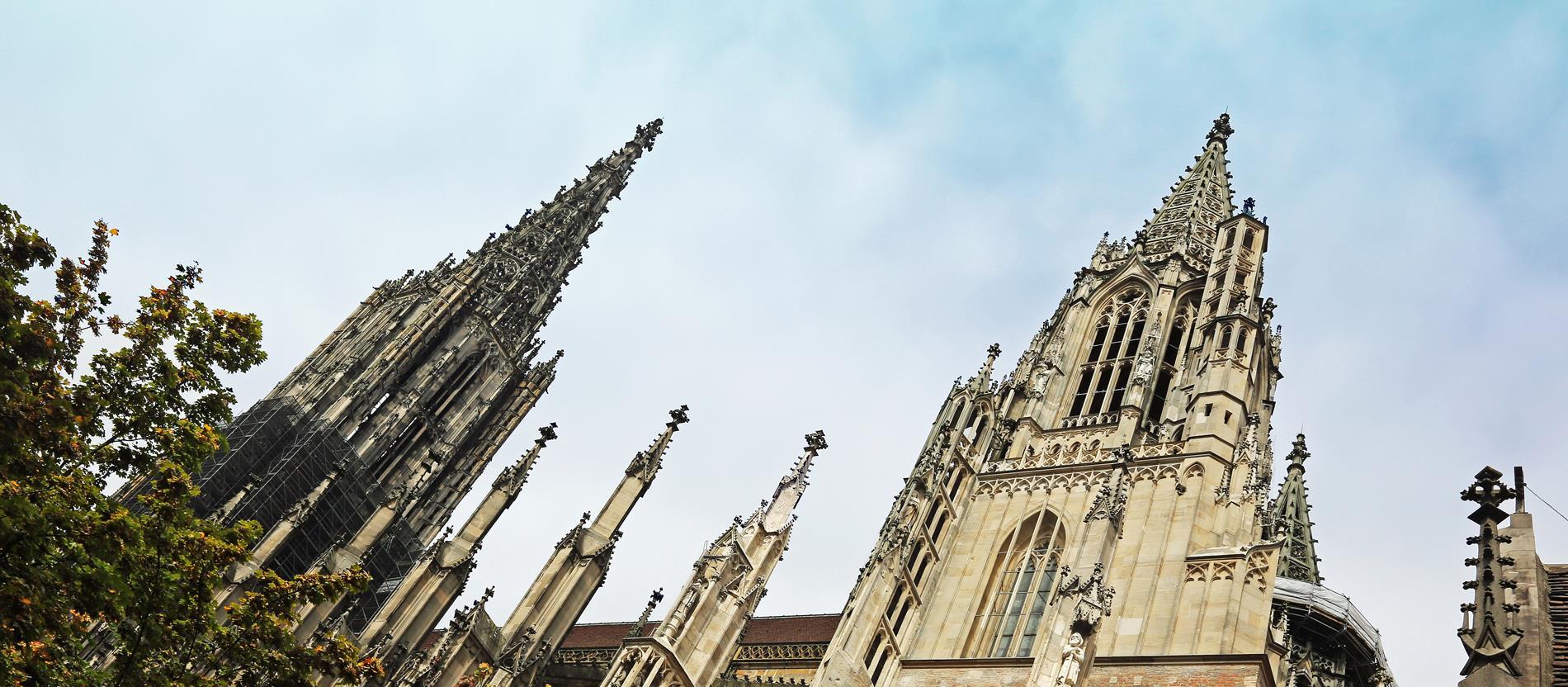 Größer Höher älter Superlative Des Kirchenbaus Katholischde