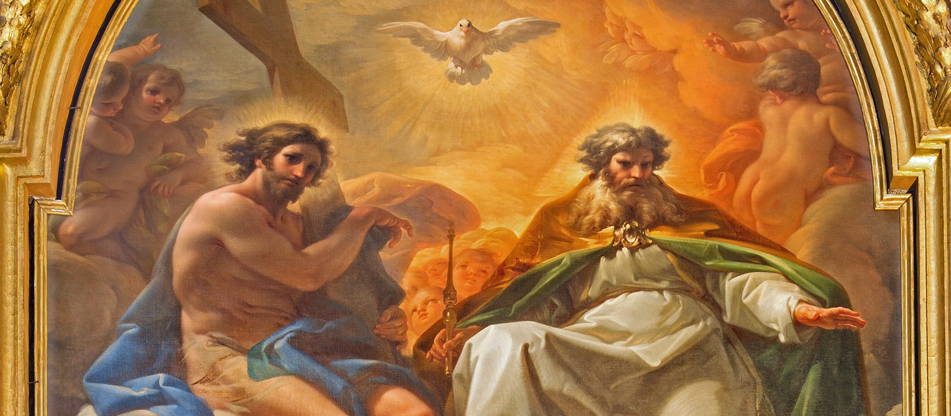 Christentum Gottesbild