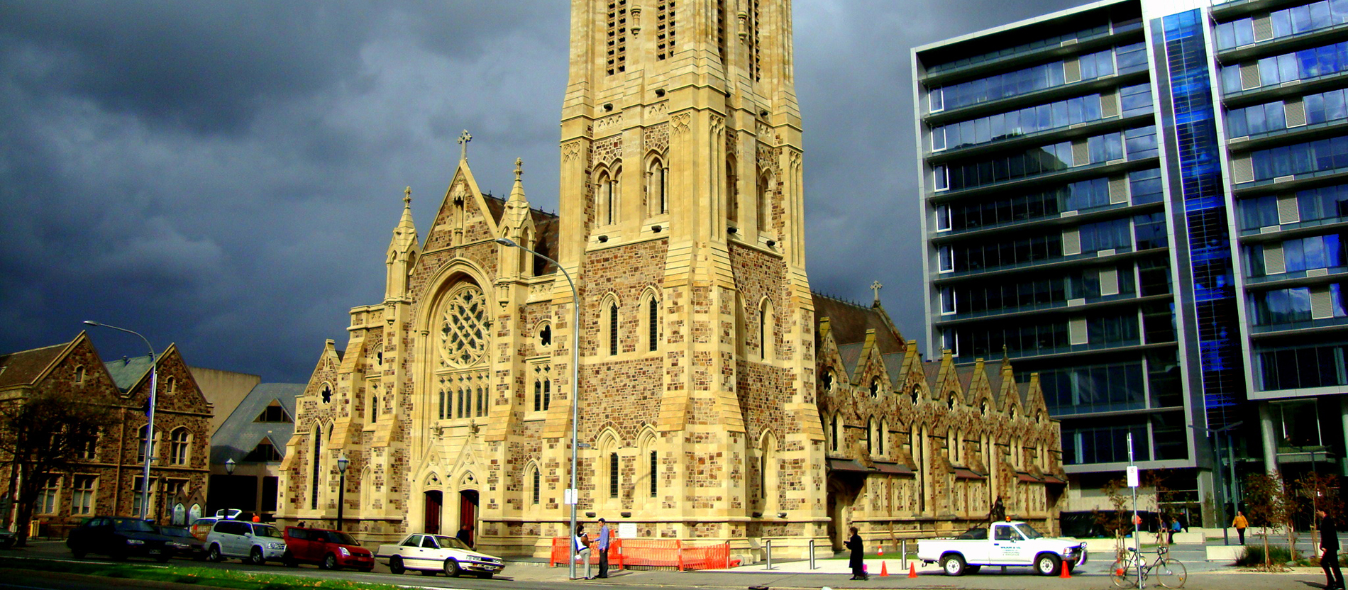 St. Francis Xavier's Cathedral in Adelaide