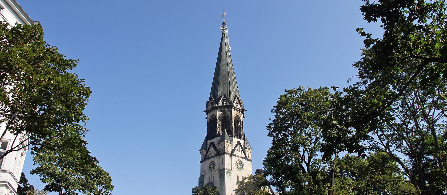 Die Größte Kirche Berlins Und Der Höchste Backsteinturm Der Welt