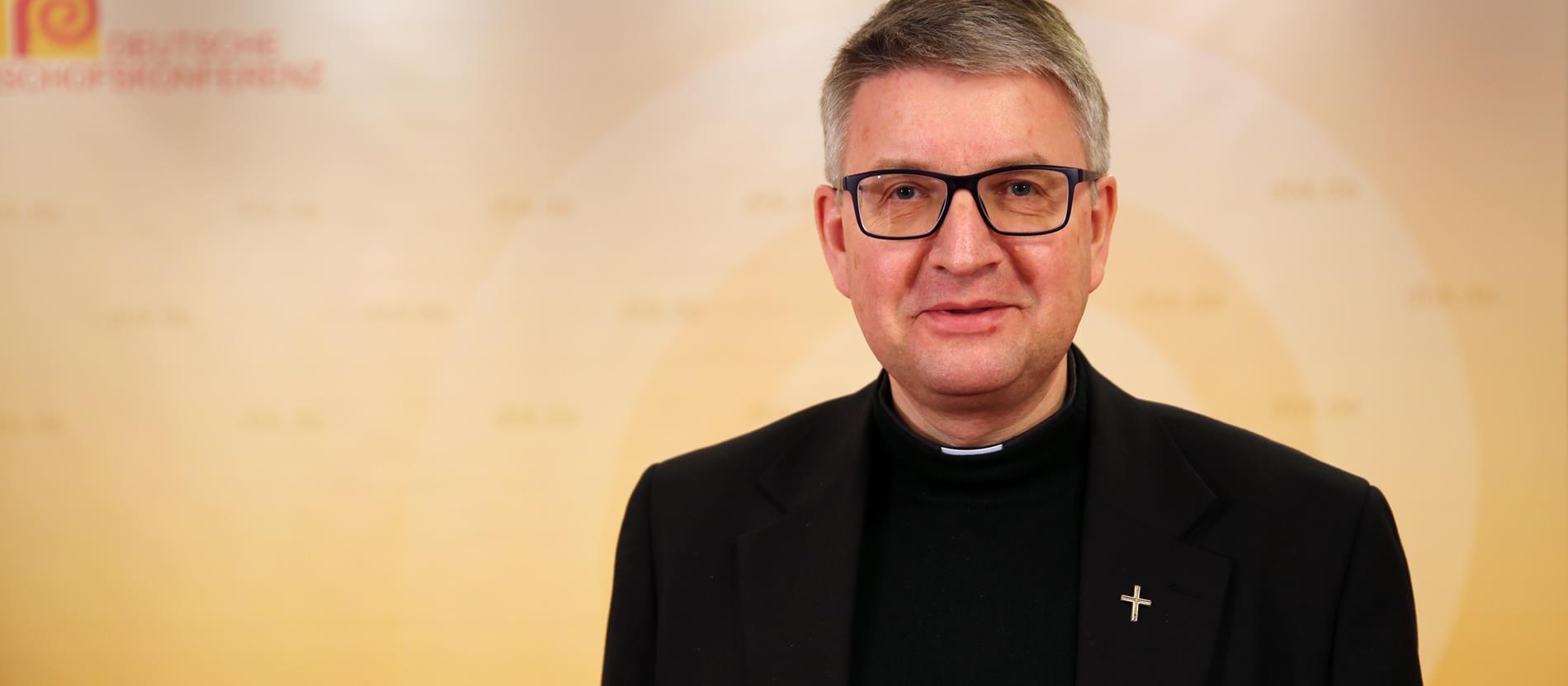 Der Mainzer Bischof Peter Kohlgraf