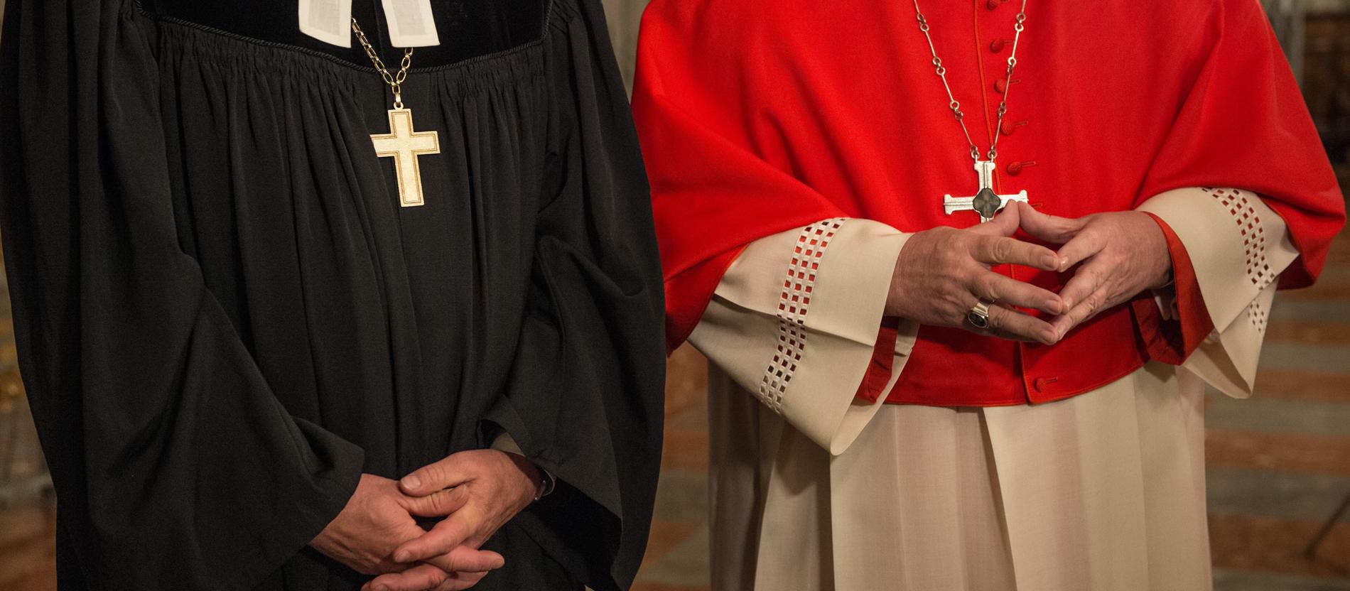 Unterschiede Zwischen Katholischer Und Evangelischer Kirche