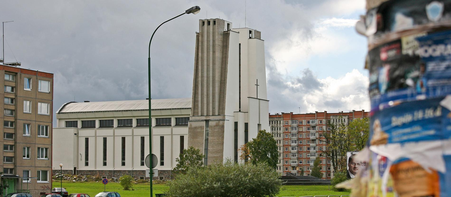 Kirche Josef der Arbeiter in