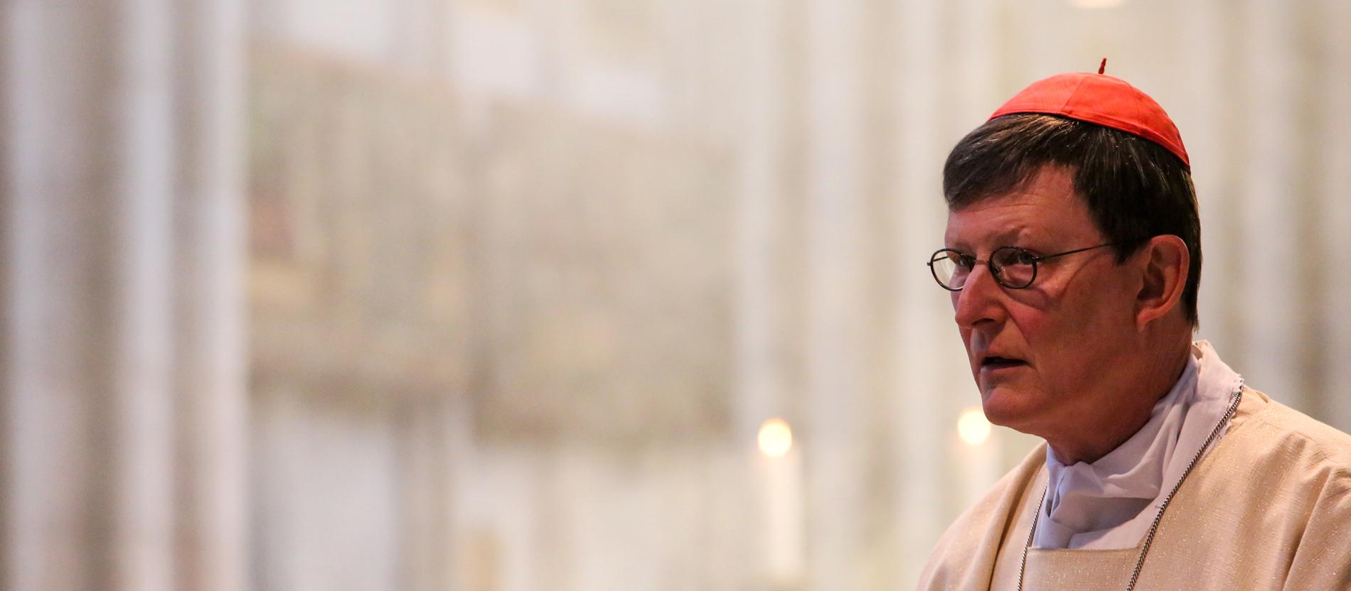 Woelki weist Kritik an Weihnachtspredigten zurück - katholisch.de