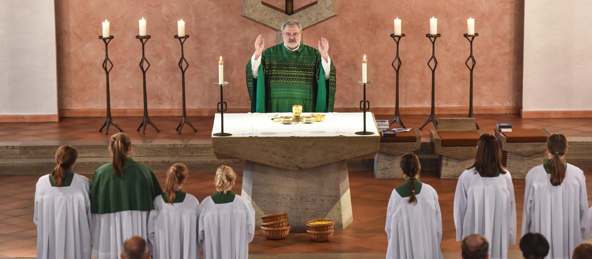 Liturgie Katholisch