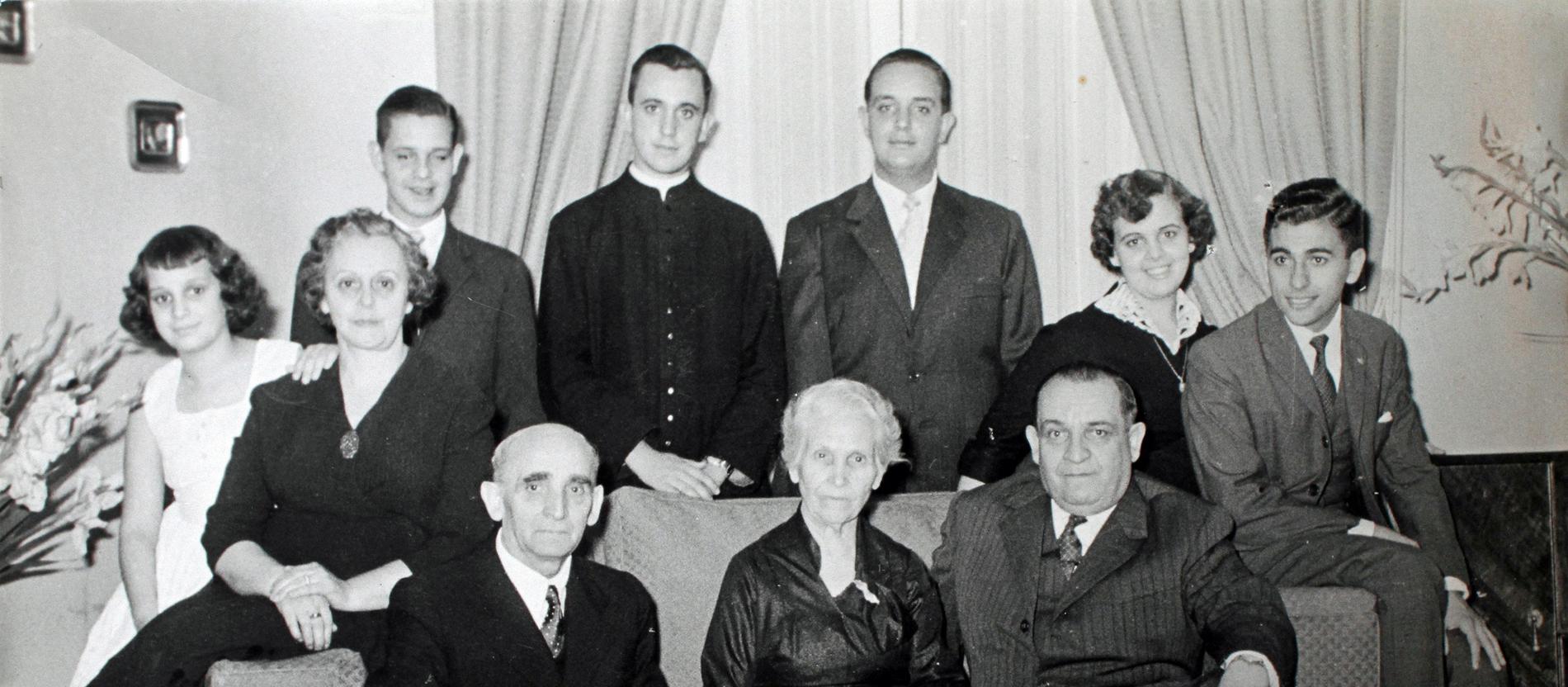 die heilige familie des papstes - Papst Franziskus Lebenslauf