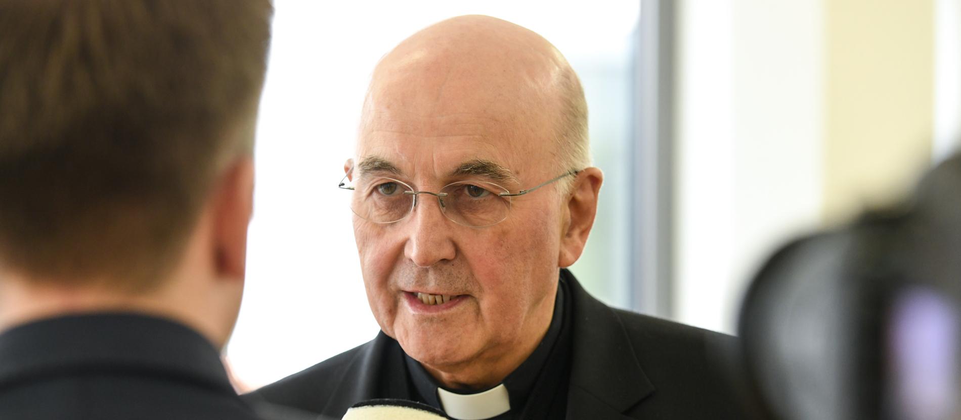 Trotz Vatikan-Instruktion: Genn hält an neuen Leitungsformen fest - katholisch.de