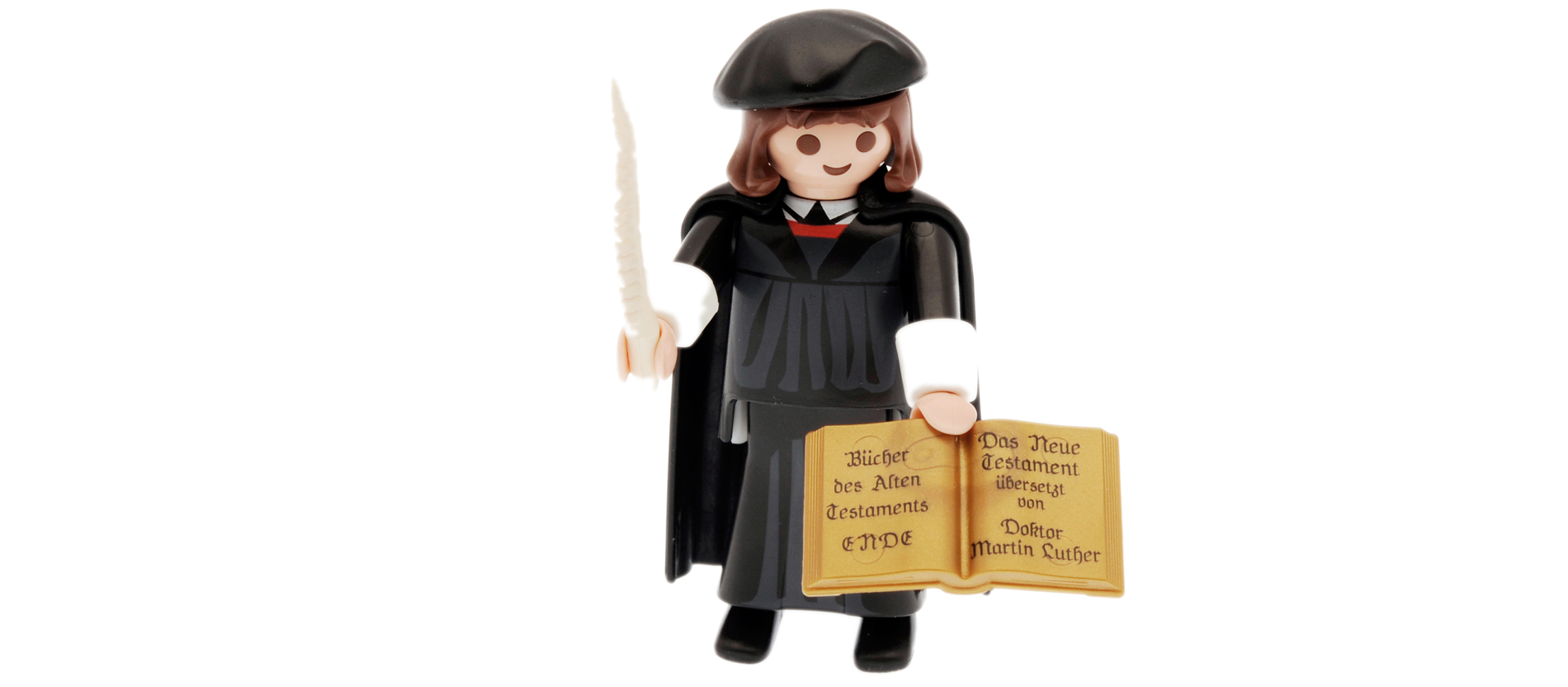 Playmobil Luther Figur
