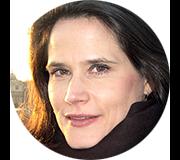 Susanne Hornberger von der Muenchener Kirchenzeitung