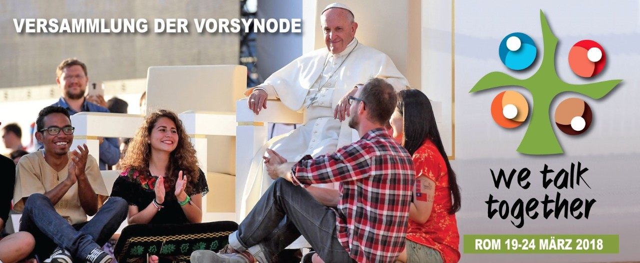 Versammlung der Vorsynode – we talk together